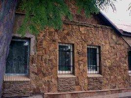 Натуральний камінь для фасаду