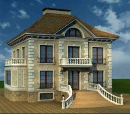 фасади будинків