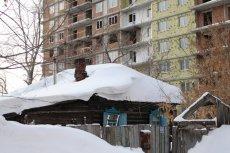 Приватний будинок поряд з будівництвом багатоповерхівки покрився тріщинами (фото)