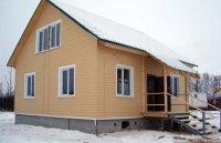 Як виглядає будинок після обробки сайдингом