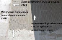 Облицювання фасаду пінопластом